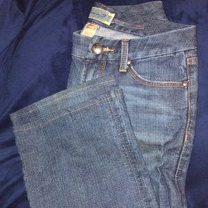 Seven Jeans size 28 flared denim